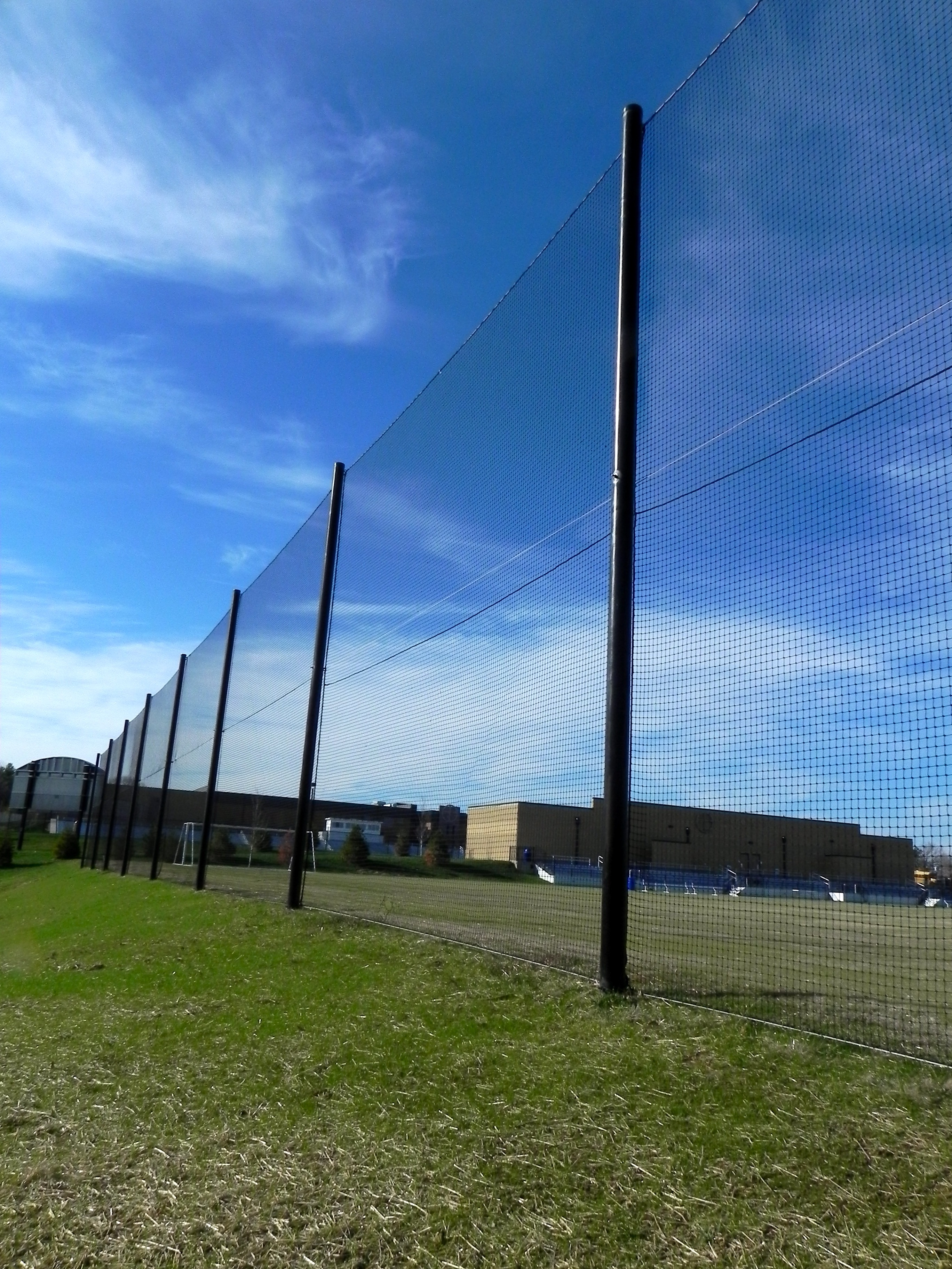 Barrier Netting Aalco Aalco Manufacturing