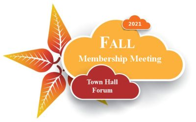 NOTICE AND CALL – AALS 2021 Fall Membership Meeting and Town Hall Forum