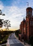 The Smithsonian Castle at Sunrise. Photo by Eric Long, Smithsonian.