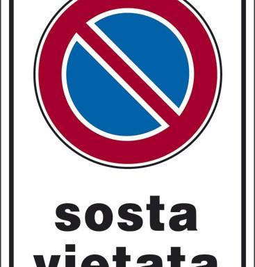 sosta vietata