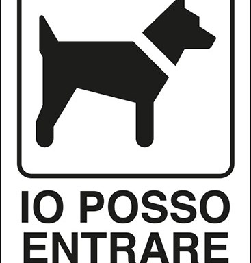 IO POSSO ENTRARE PET FRIENDLY