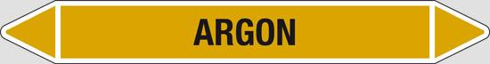 ARGON (gas allo stato gassoso o liquefatto escluso l'aria)