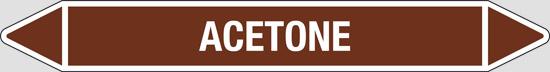 ACETONE (oli minerali, oli vegetali e oli animali, liquidi combustibili e/o infiammabili)