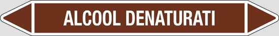 ALCOOL DENATURATI (oli minerali, oli vegetali e oli animali, liquidi combustibili e/o infiammabili)