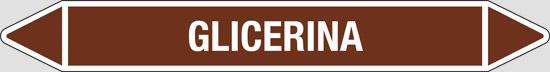 GLICERINA (oli minerali, oli vegetali e oli animali, liquidi combustibili e/o infiammabili)