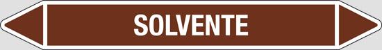 SOLVENTE (oli minerali, oli vegetali e oli animali, liquidi combustibili e/o infiammabili)