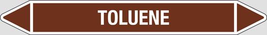 TOLUENE (oli minerali, oli vegetali e oli animali, liquidi combustibili e/o infiammabili)