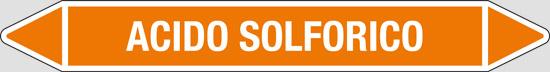 ACIDO SOLFORICO (acidi)