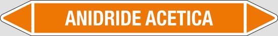 ANIDRIDE ACETICA (acidi)