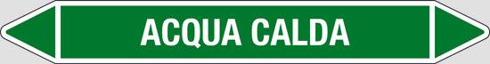 ACQUA CALDA (acqua)