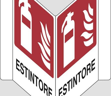 """ESTINTORE """"V"""""""