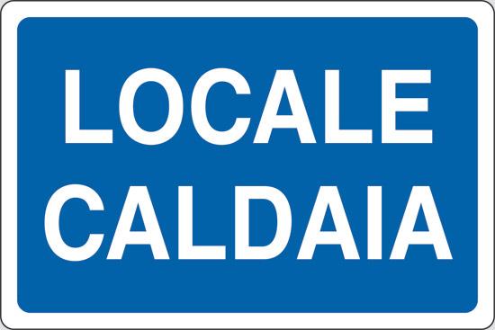 LOCALE CALDAIA