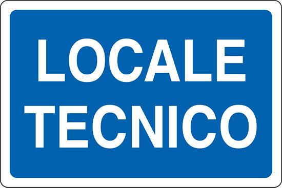 LOCALE TECNICO