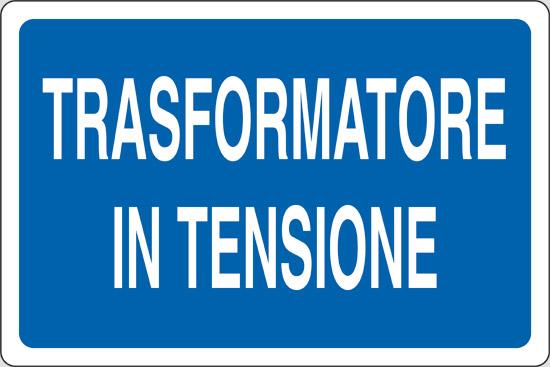 TRASFORMATORE DI TENSIONE