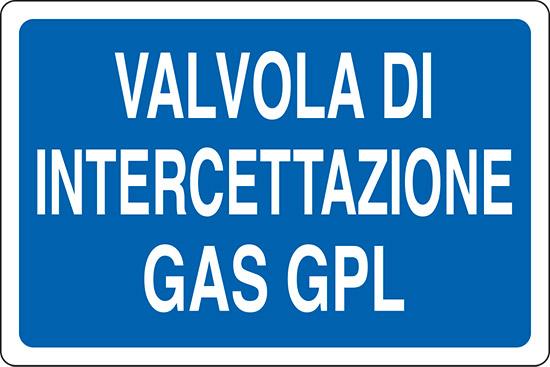 VALVOLA DI INTERCETTAZIONE GAS GPL