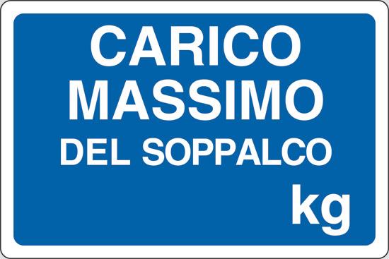 CARICO MASSIMO DEL SOPPALCO kg