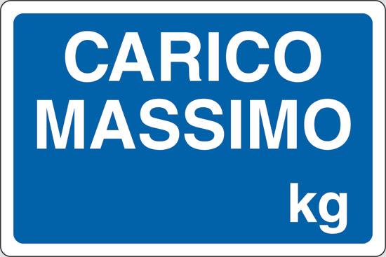 CARICO MASSIMO kg