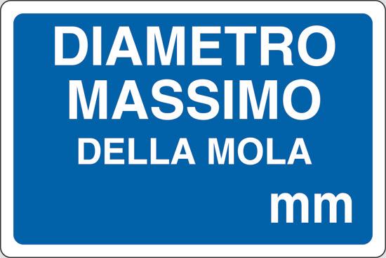 DIAMETRO MASSIMO DELLA MOLA mm