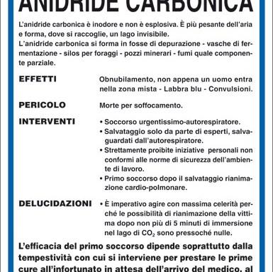 ASFISSIA DA ANIDRIDE CARBONICA