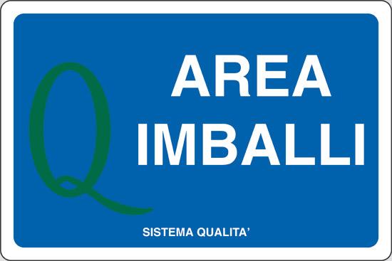 AREA IMBALLI