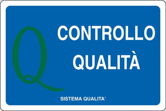 CONTROLLO QUALITA'