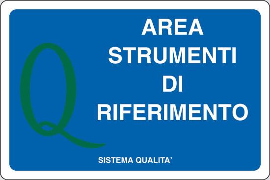 AREA STRUMENTI DI RIFERIMENTO