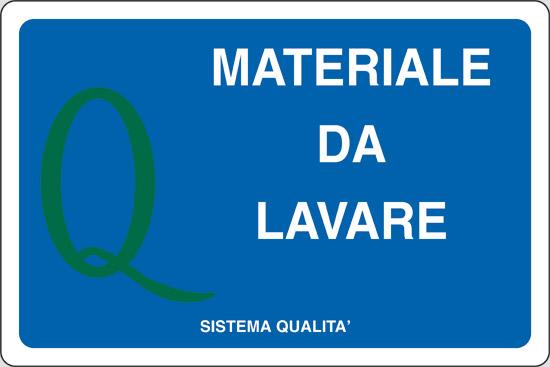 MATERIALE DA LAVARE