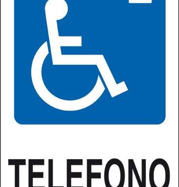 TELEFONO (disabili)