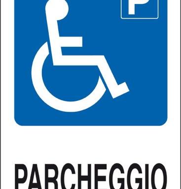 PARCHEGGIO (disabili)