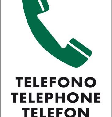 TELEFONO TELEPHONE TELEFON TELEPHONE