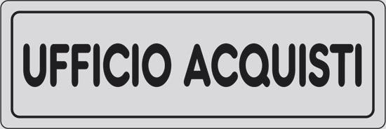 UFFICIO ACQUISTI