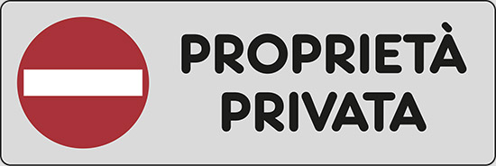 PROPRIETA' PRIVATA