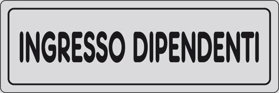 INGRESSO DIPENDENTI