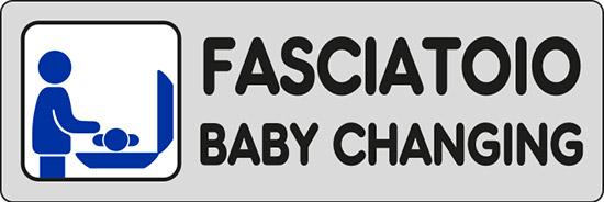 FASCIATOIO BABY CHANGING