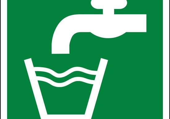 (acqua potabile – drinking water)