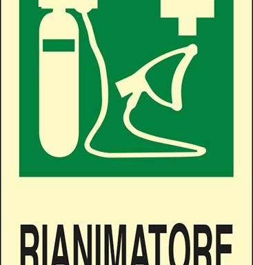 RIANIMATORE luminescente