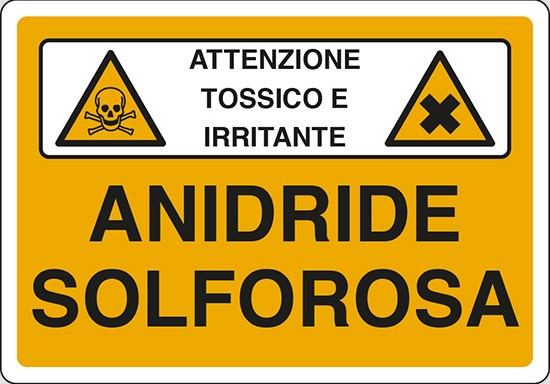 ANIDRIDE SOLFOROSA