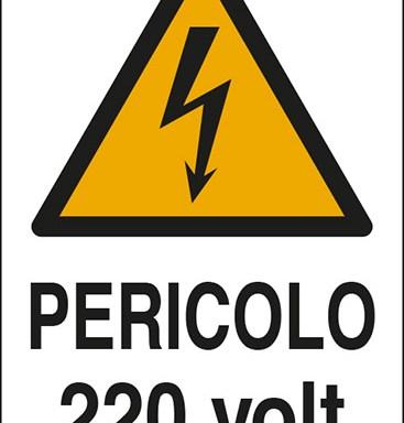 PERICOLO 220 volt