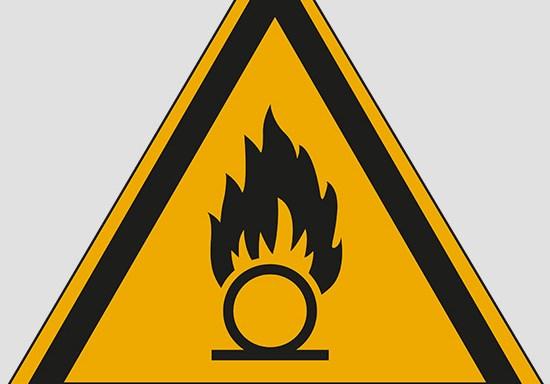 (warning: oxidizing substance)