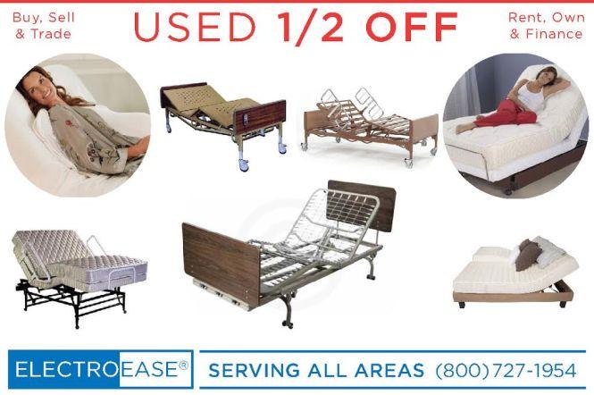 Used Hospital Beds Hospitalbeds 3 Motor Hospitalbed 2 Semi Electric