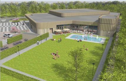 Aanbesteding Zwembad de Banakker gegund aan Sportfondsen Groep
