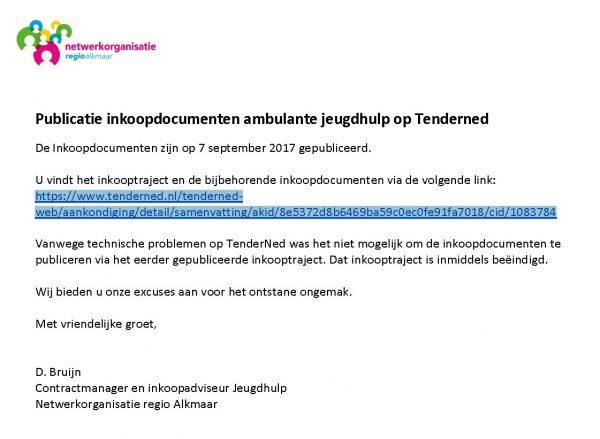 Ook in Alkmaar protest tegen aanbesteden jeugdzorg