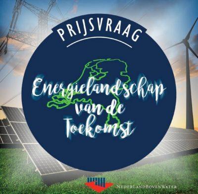 Rijkswaterstaat houdt prijsvraag duurzame energie en ruimtegebruik