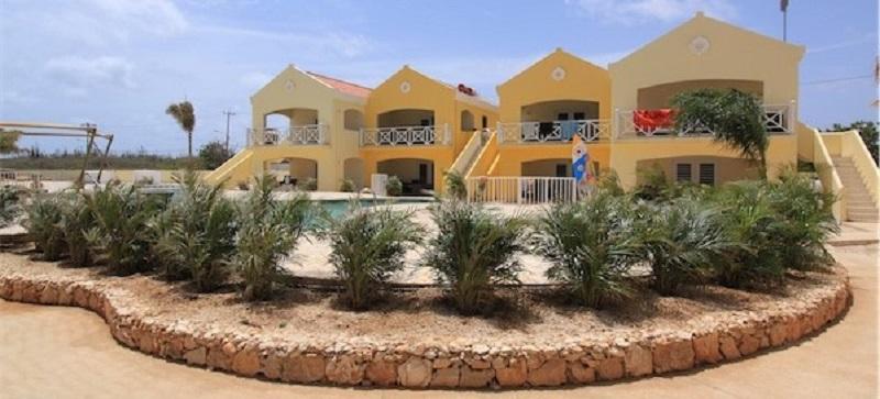 Bonaire nieuwbouw appartement