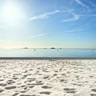 A locatie - direct aan het strand