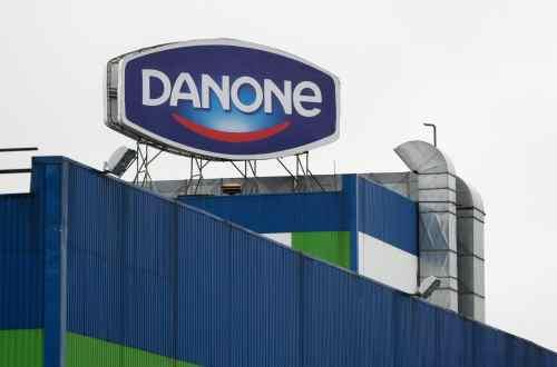 Beleggen in Danone
