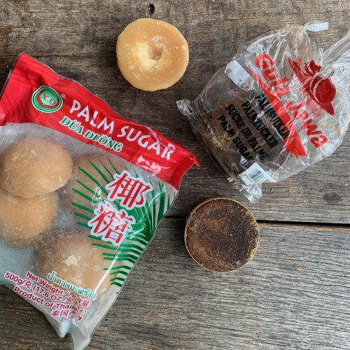 Gula djawa palmsuiker