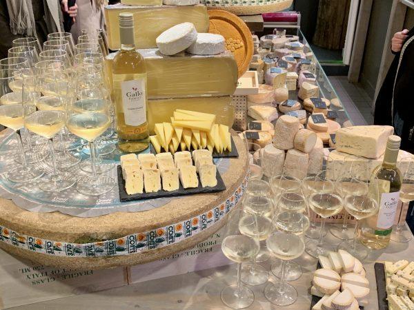 Kaas-wijnhemel