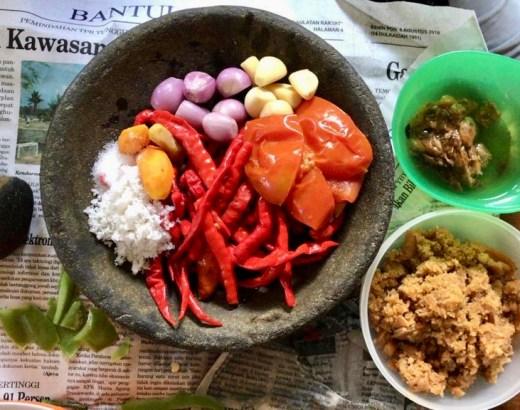 Indonesische specerijen