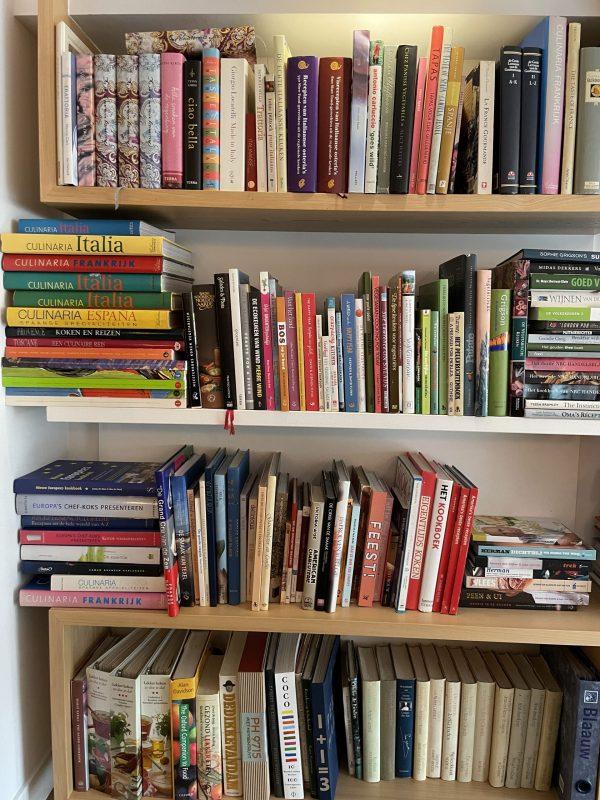 Kookboekenwinkel van mevrouw Hamersma Amsterdam